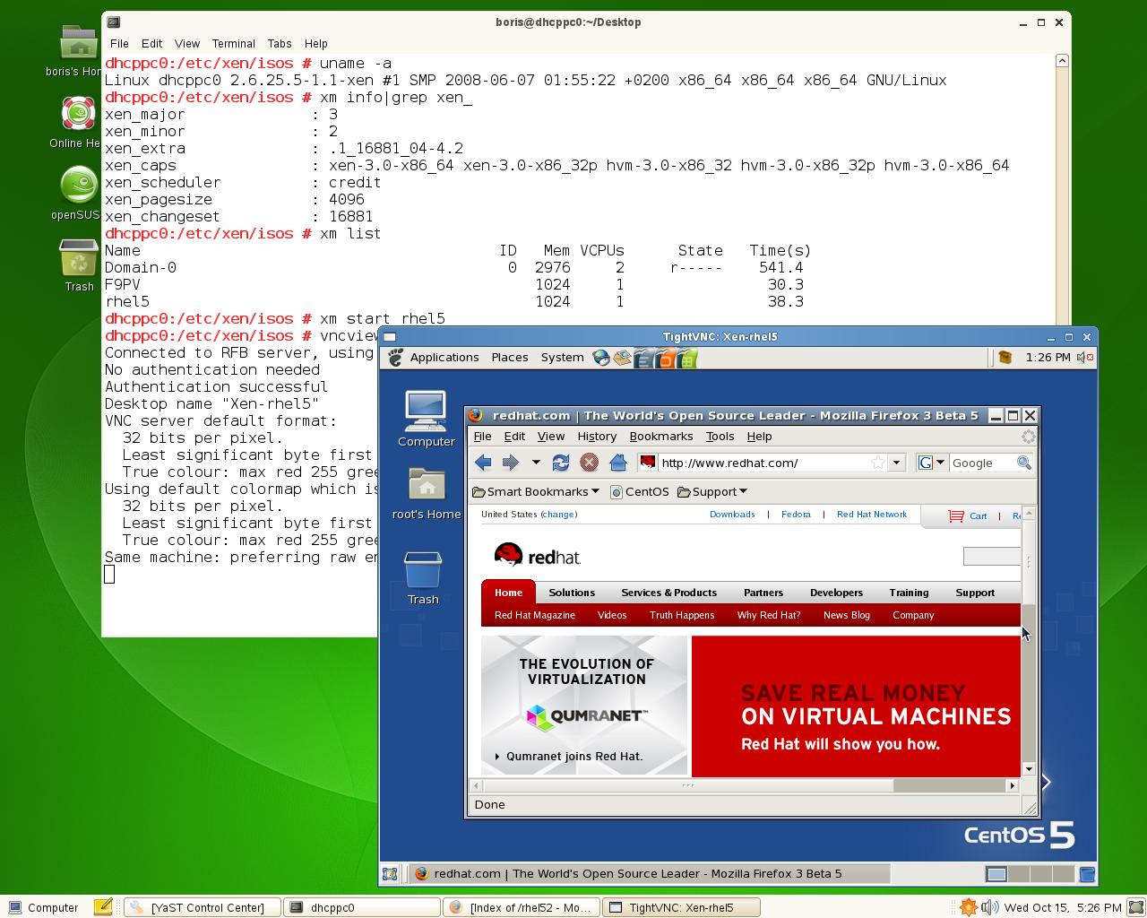 Проект centos объявил о доступности первого стабильного релиза редакции дистрибутива centos linux 7 для