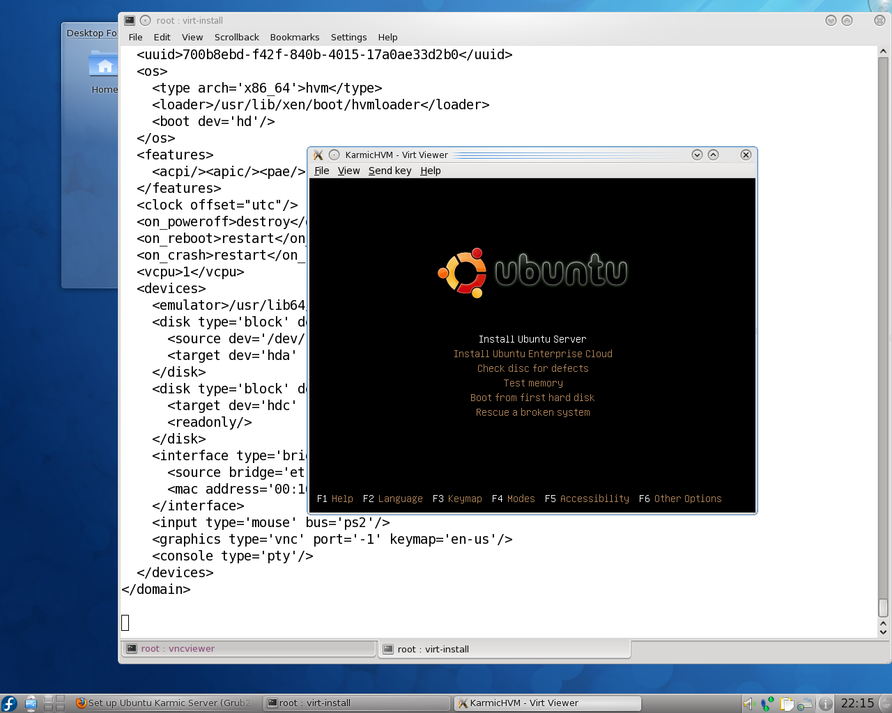 Xen Virtualization On Linux And Solaris Just Another Wordpresscom