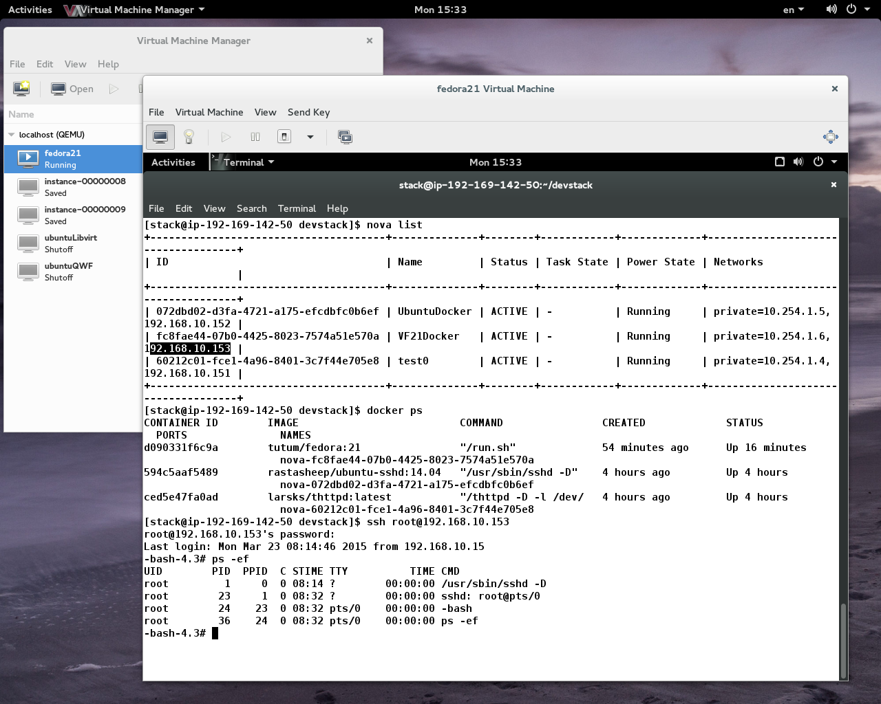 2015 | Xen Virtualization on Linux and Solaris | Page 2
